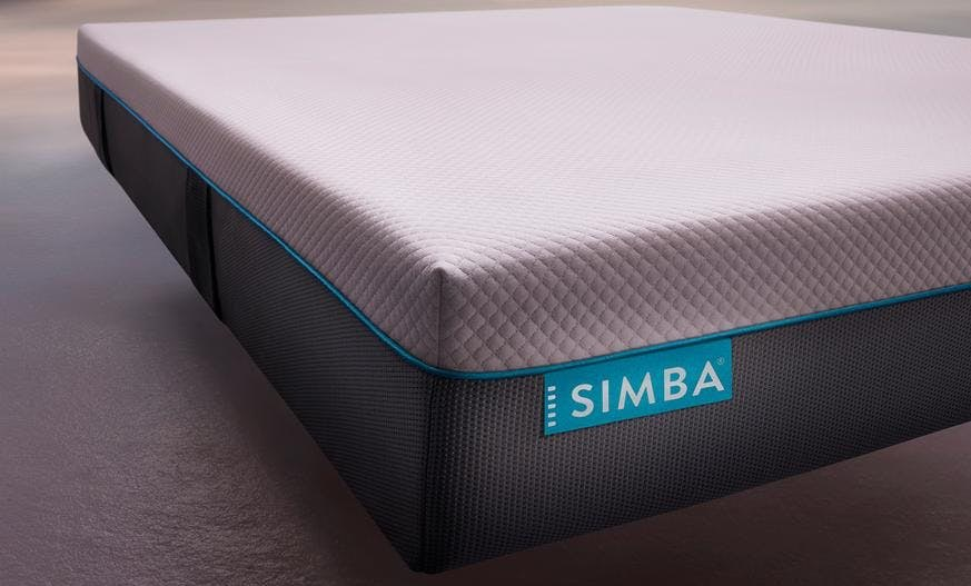 simba hybrid mattress cover