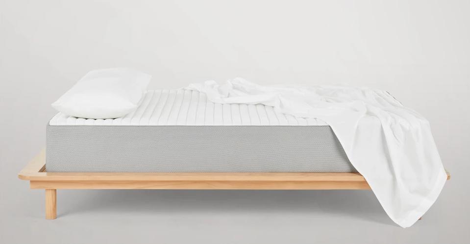 the memory one mattress