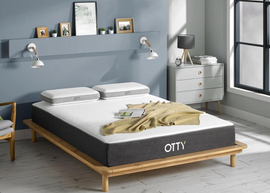 otty hybrid mattress review
