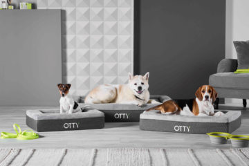 otty dog mattress
