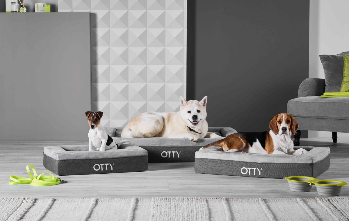otty dog mattress