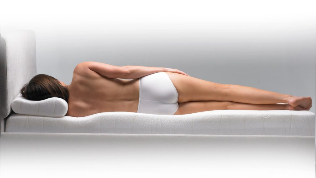 memory foam spine support