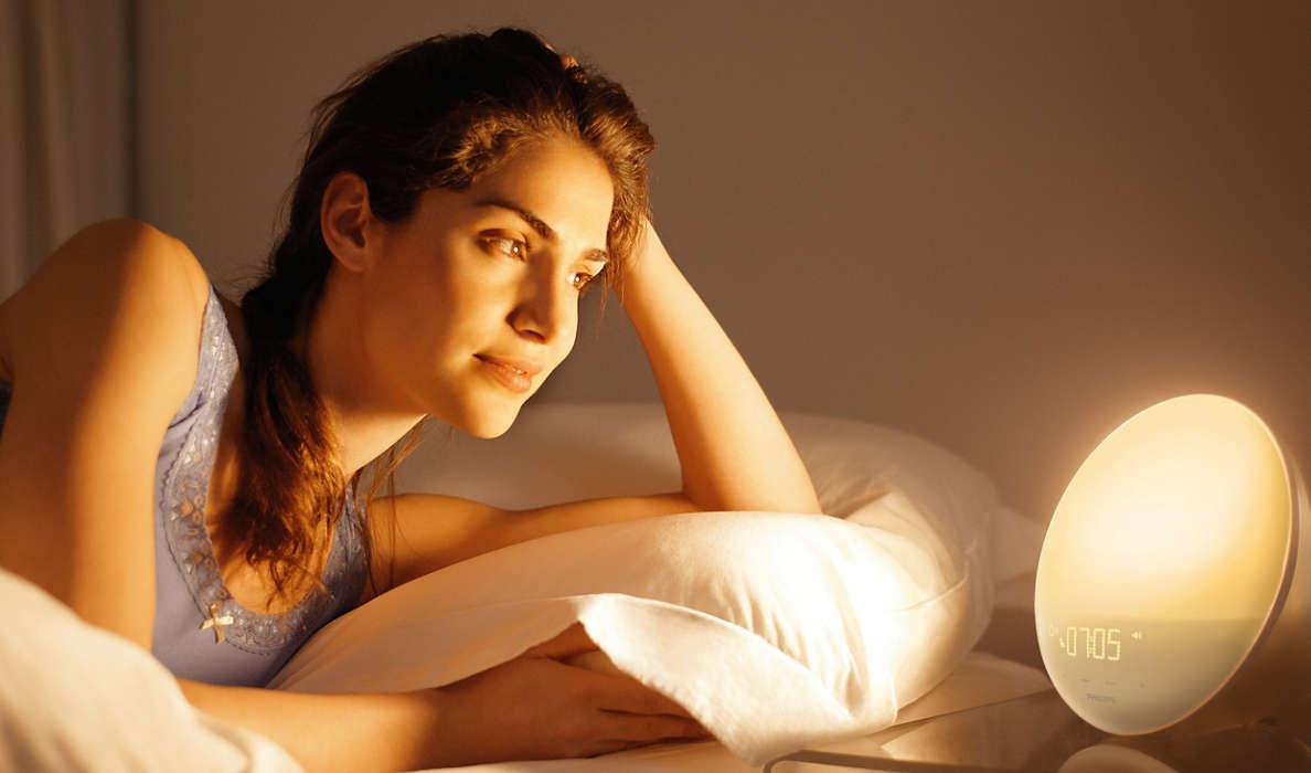 Philips Wake-Up Light Alarm Clock HF3510/01 review