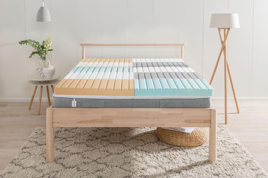 tweak nrem mattress layers