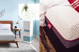 hyde and sleep vs leesa mattress