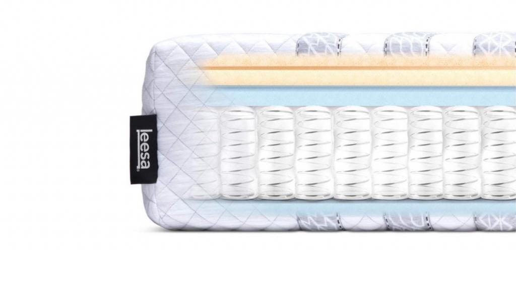 sapira mattress materials
