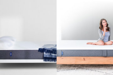 casper vs emma mattress review