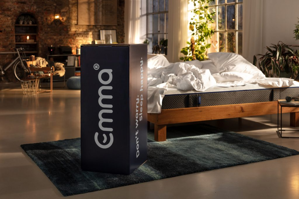 emma original mattress review box