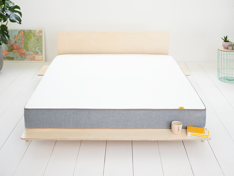 eve hybrid mattress review