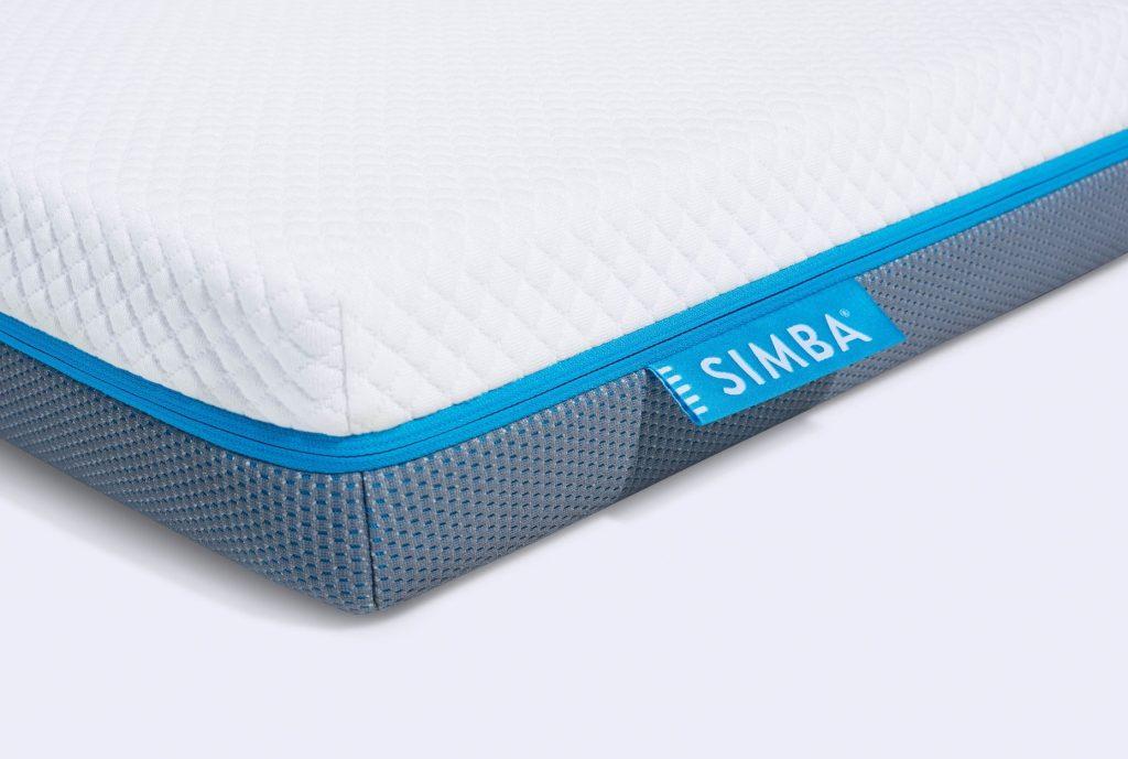 simba cot mattress