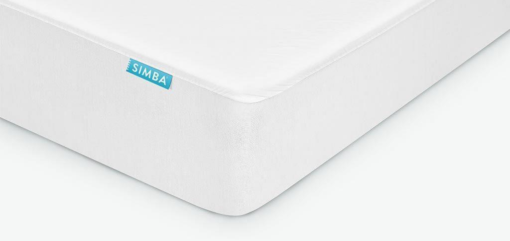 simba mattress protector
