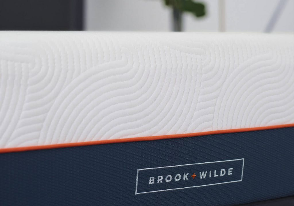brook and wilde mattress cover