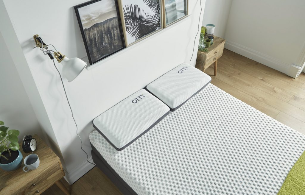 otty essential mattress cover