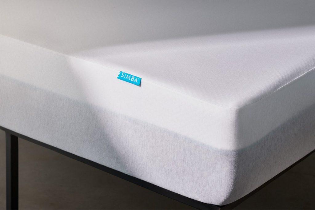 simba mattress protector materials