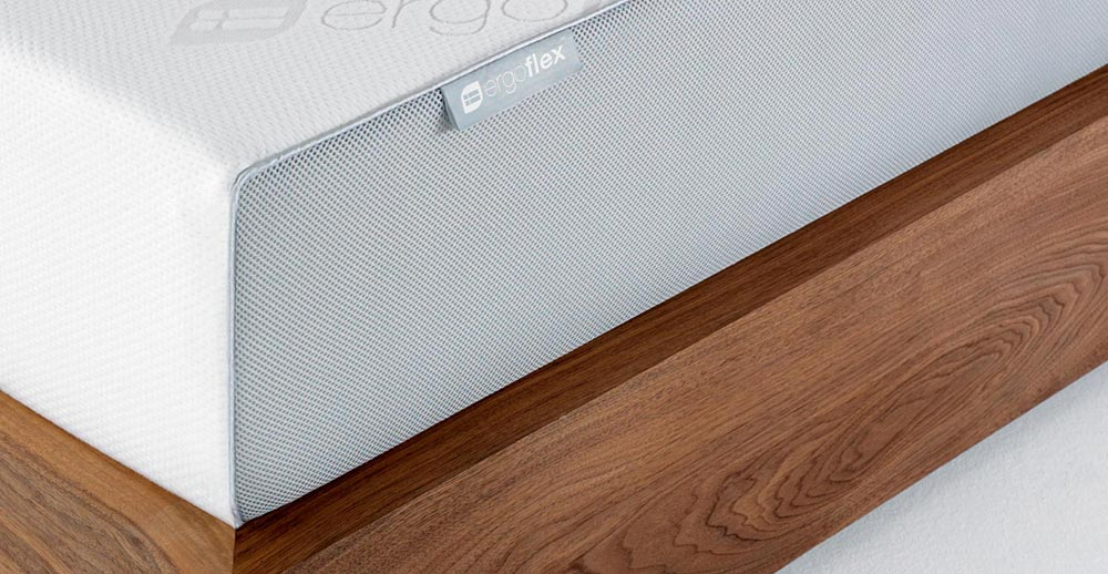 ergoflex mattress cover