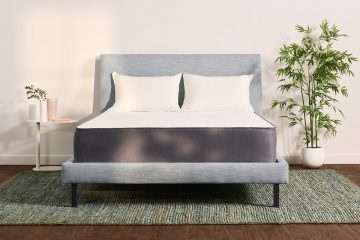 casper hybrid mattress review
