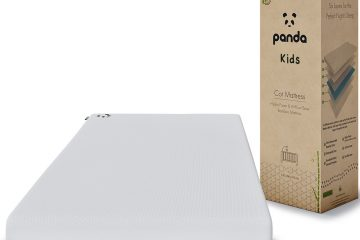 panda cot mattress review