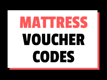 mattress voucher codes