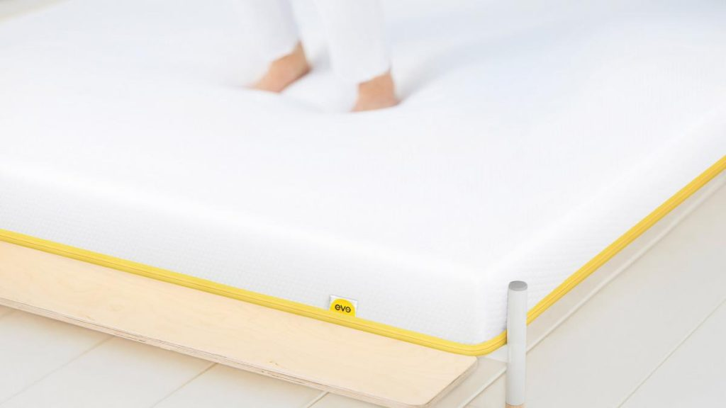 eve light mattress cover