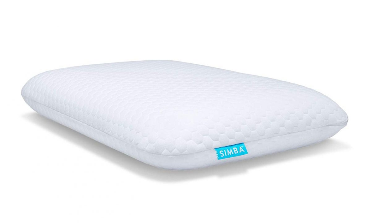 simba memory foam pillow review