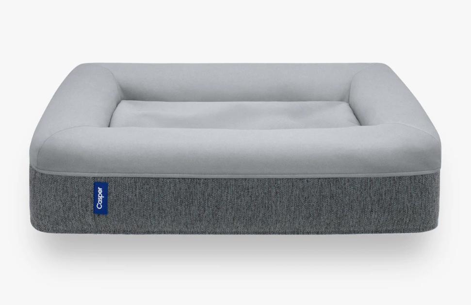 casper dog bed closeup