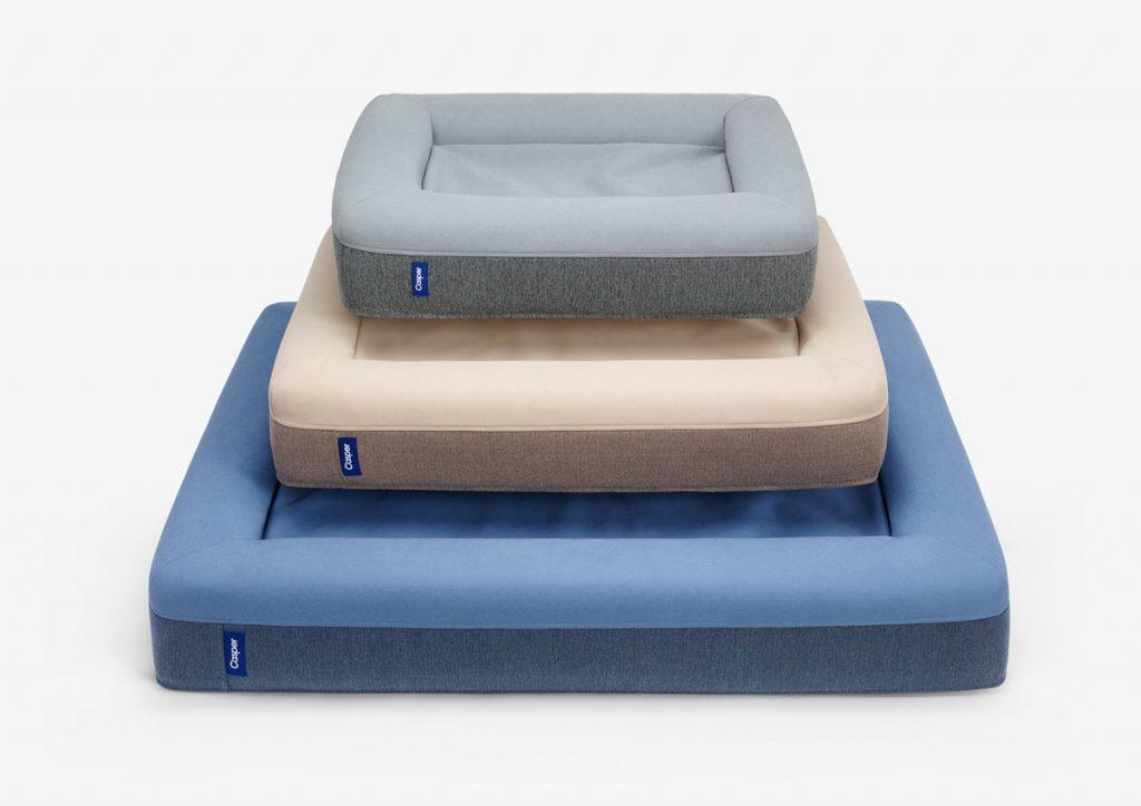 casper dog bed colours