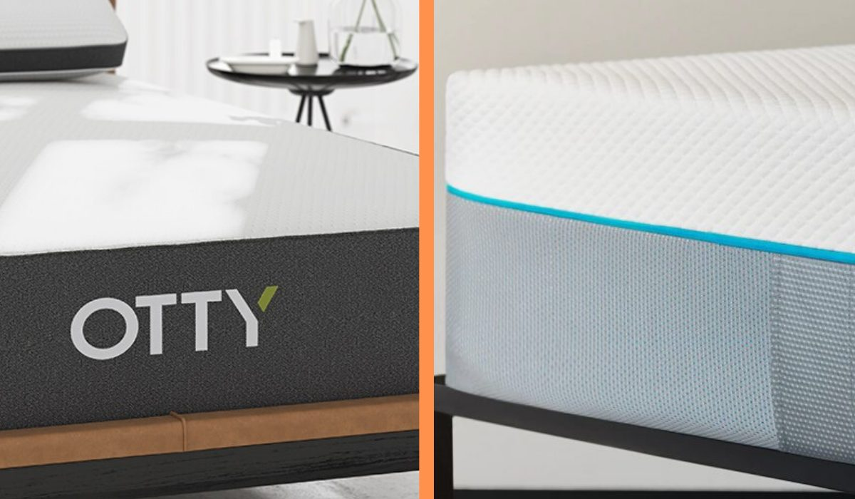otty vs simba mattress cover