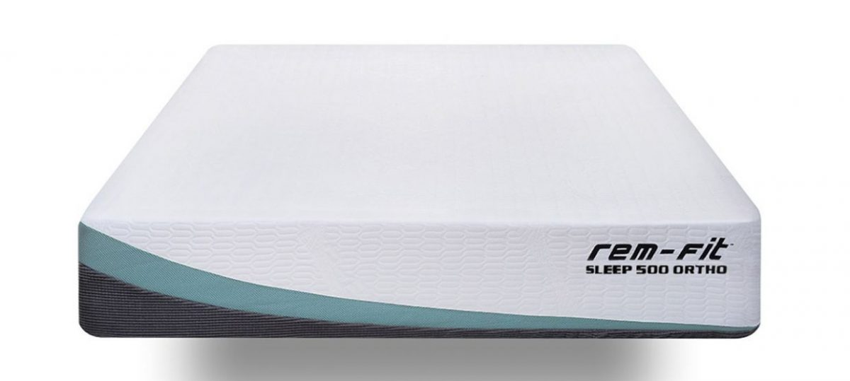 rem fit 500 ortho hybrid mattress