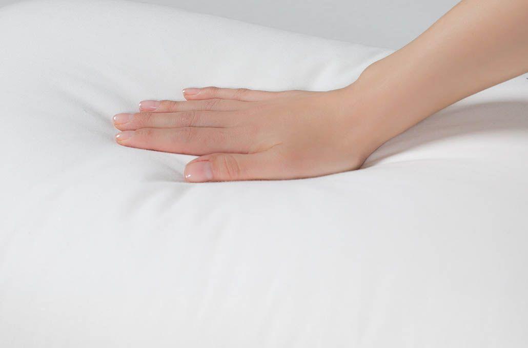 rem fit hybrid pillow cover