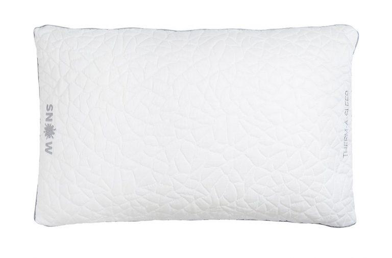 rem fit snow pillow review