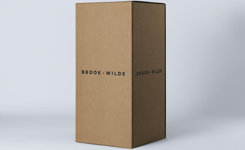 brook and wilde elite mattress box