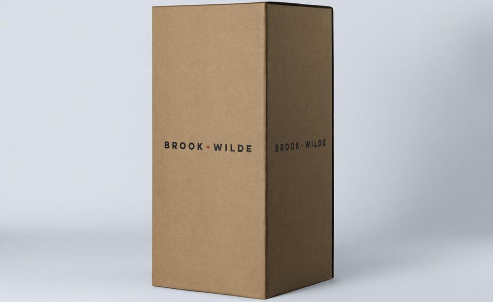brook and wilde elite mattress box