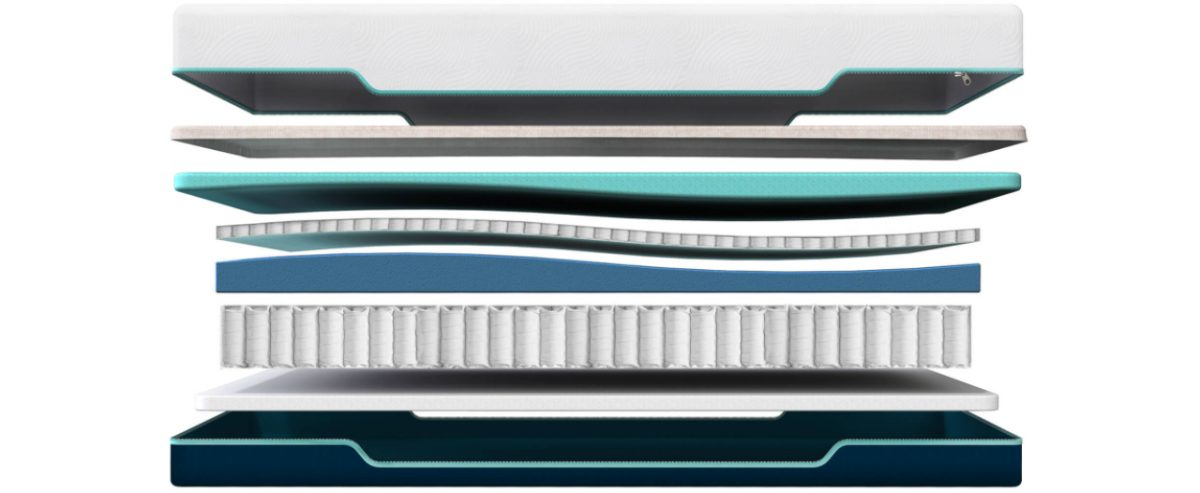 brook and wilde elite mattress materials