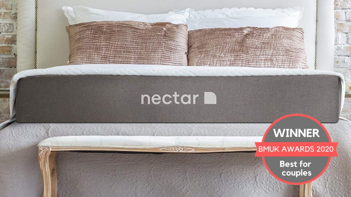nectar mattress award