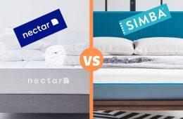 nectar vs simba mattress review