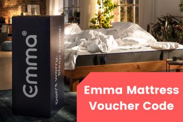 emma mattress voucher code
