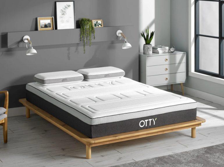 otty pure hybrid mattress review