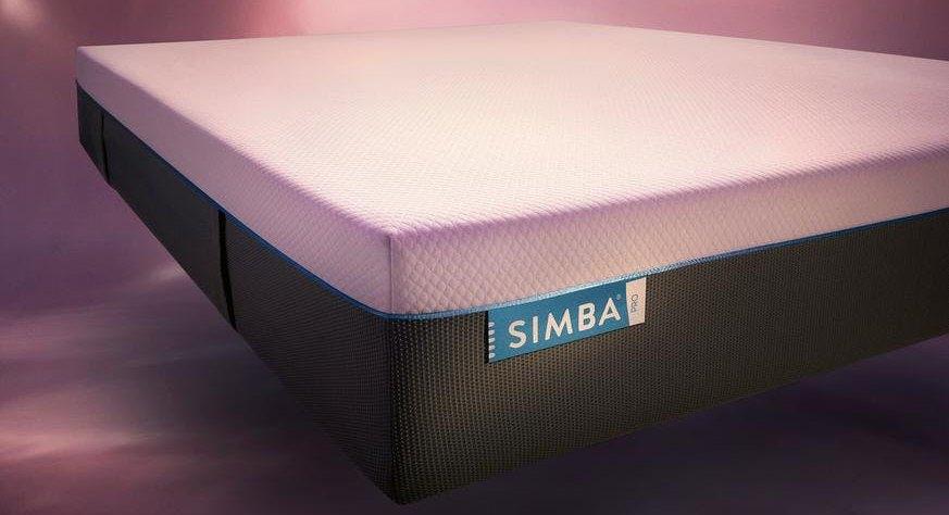 simba hybrid pro mattress cover