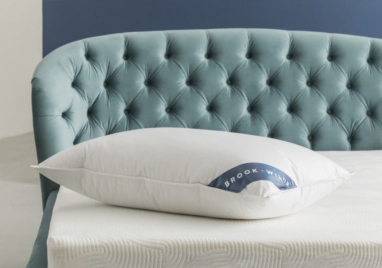 brook and wilde cavendish pillow review