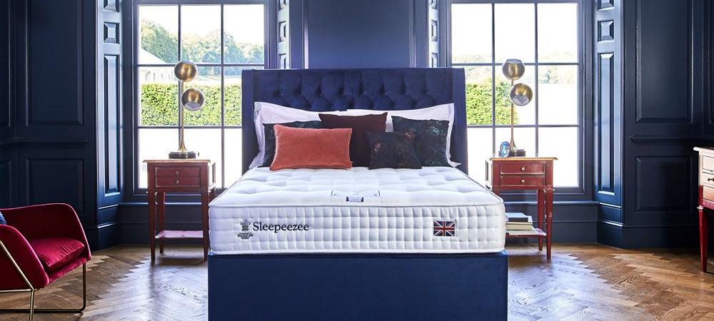 sleepeezee perfectly british mattress