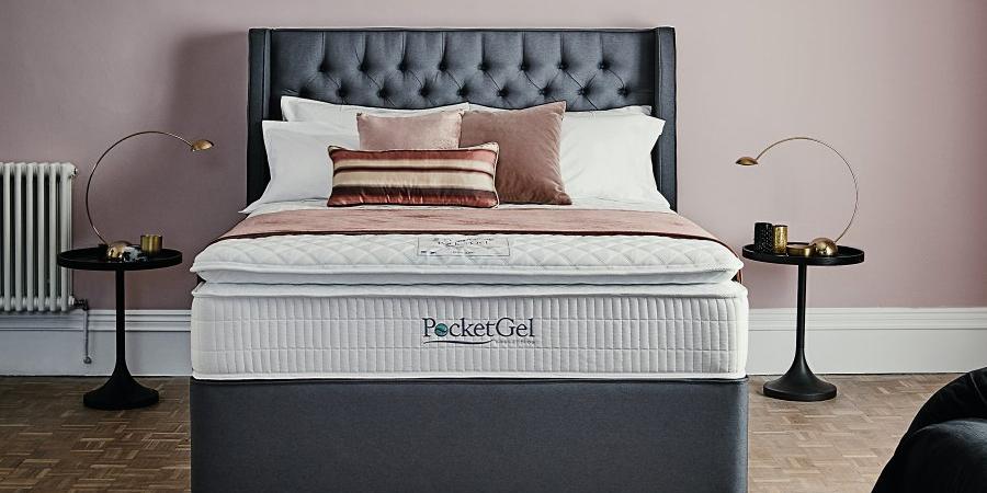 pocket gel mattress