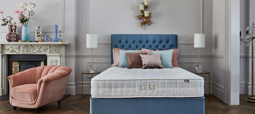 sleepeezee pure mattress