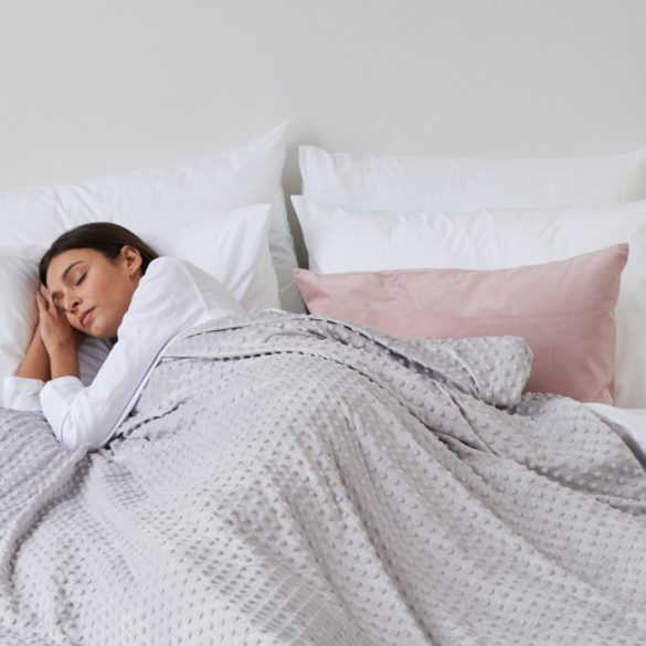 mela weighted blanket review