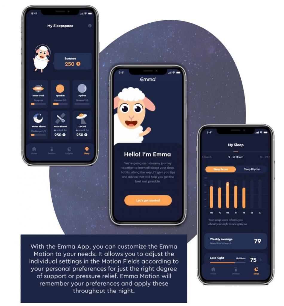 emma motion app