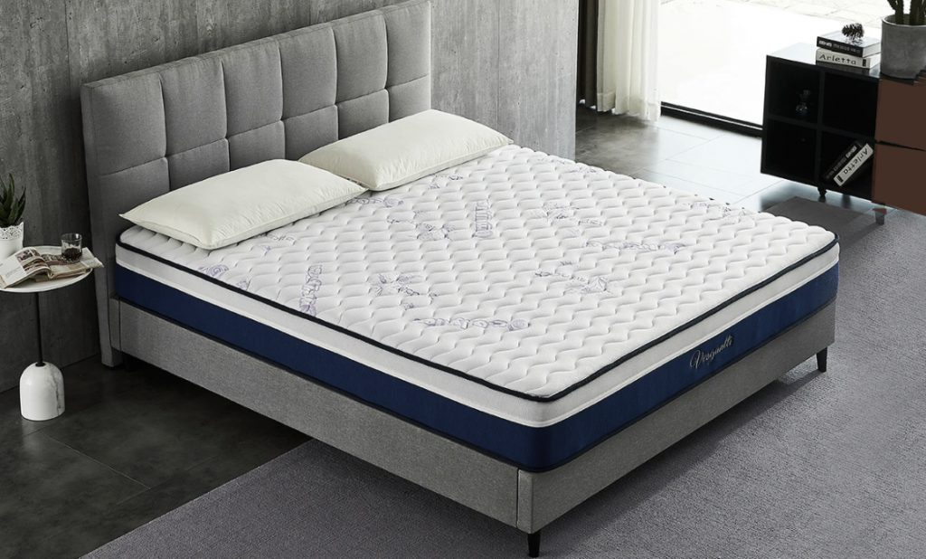 vesgantti ergonomic hybrid mattress