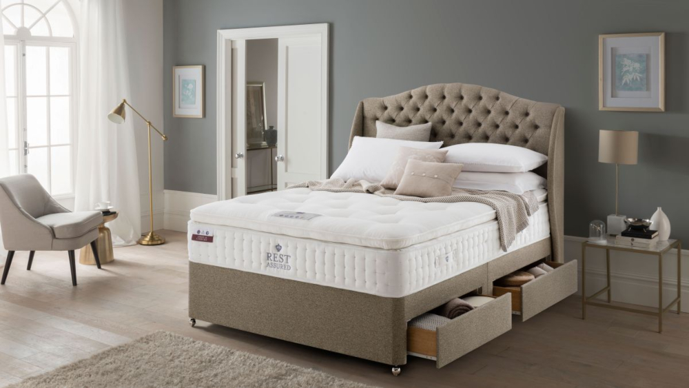 Rest Assured Knowlton Pocket Sprung mattress
