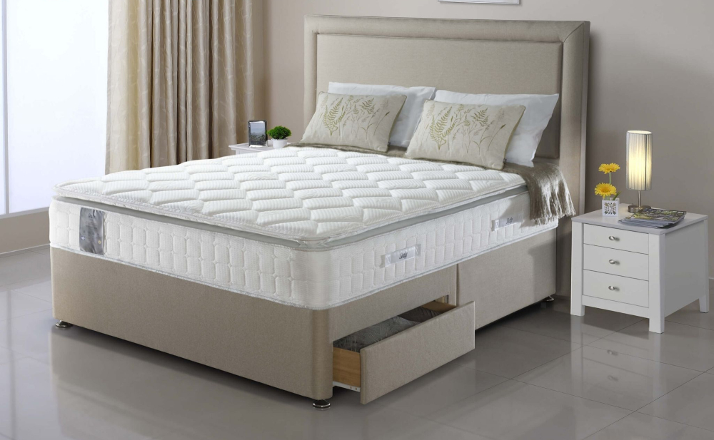 Sealy Nostromo 1400 Pocket Sprung mattress