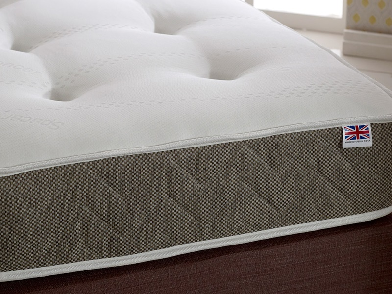 Snuggle Beds Value Memory Pocket mattress