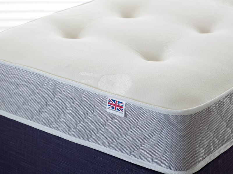 Snuggle Beds Value Memory Tuft mattress