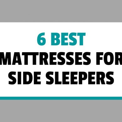 6 best mattresses for side sleepers
